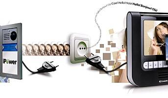 Nytt porttelefonsystem