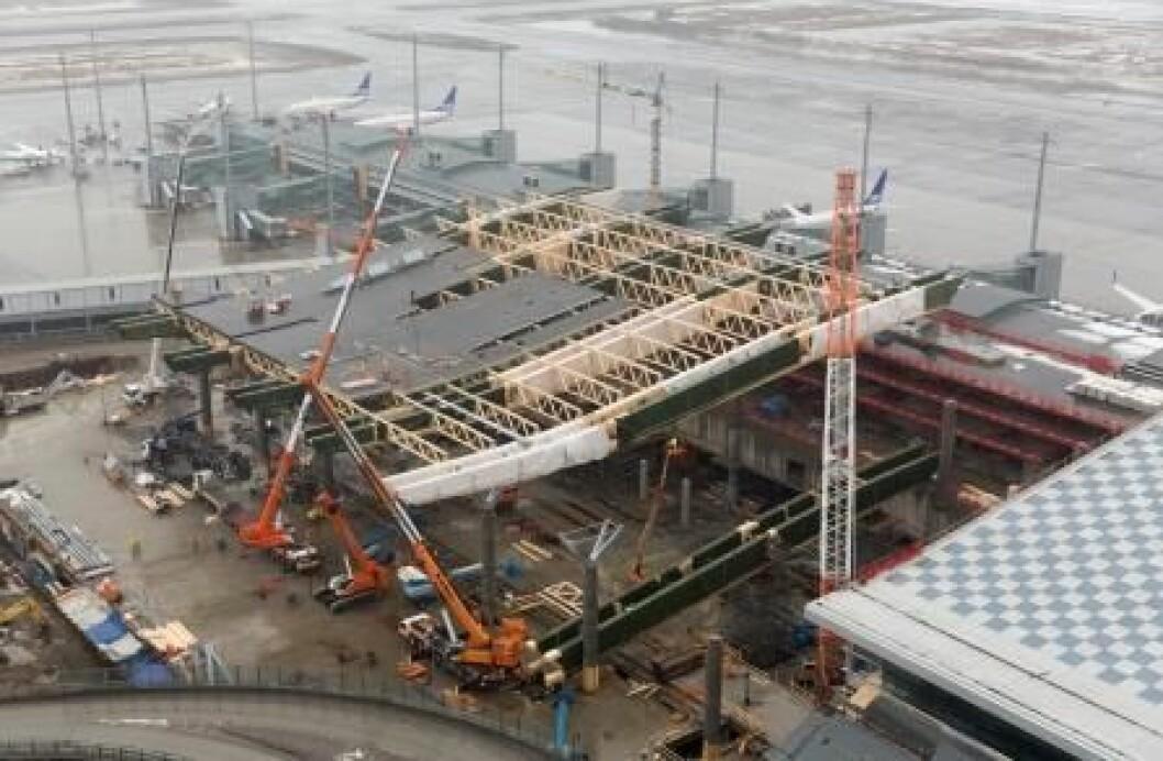 Oslo Lufthavn Espen Solli