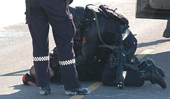 Vektere bør politiutdannes