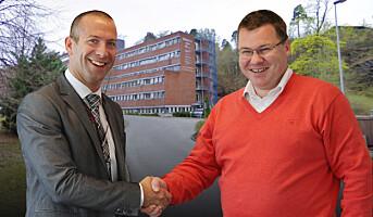 Plastkort Norge solgt til Sverige