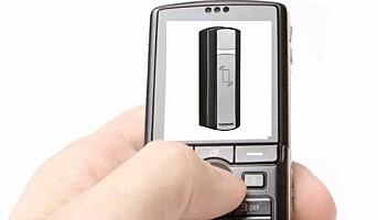 Få adgang med mobilen