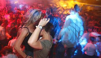 Danske diskotek tar i bruk fingeravtrykksregister