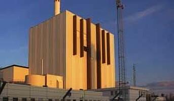 Sikrer kjernekraftverk