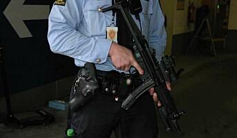 Strenge sikkerhetstiltak i Oslo i dag