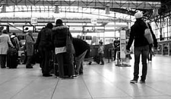 USA krever passasjerdata 30 minutter før avgang