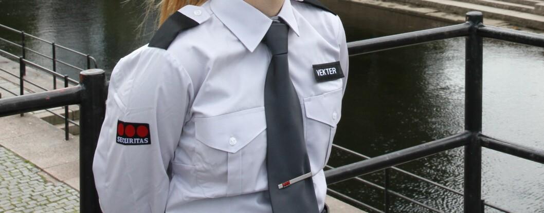 Datatilsynet hevder at Securitas har brukt overvåkingsbilder ulovlig i en personalsak (illustrasjonsfoto: Even Rise)