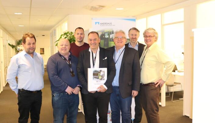 Oneco leverer til Akershus Kollektivterminaler