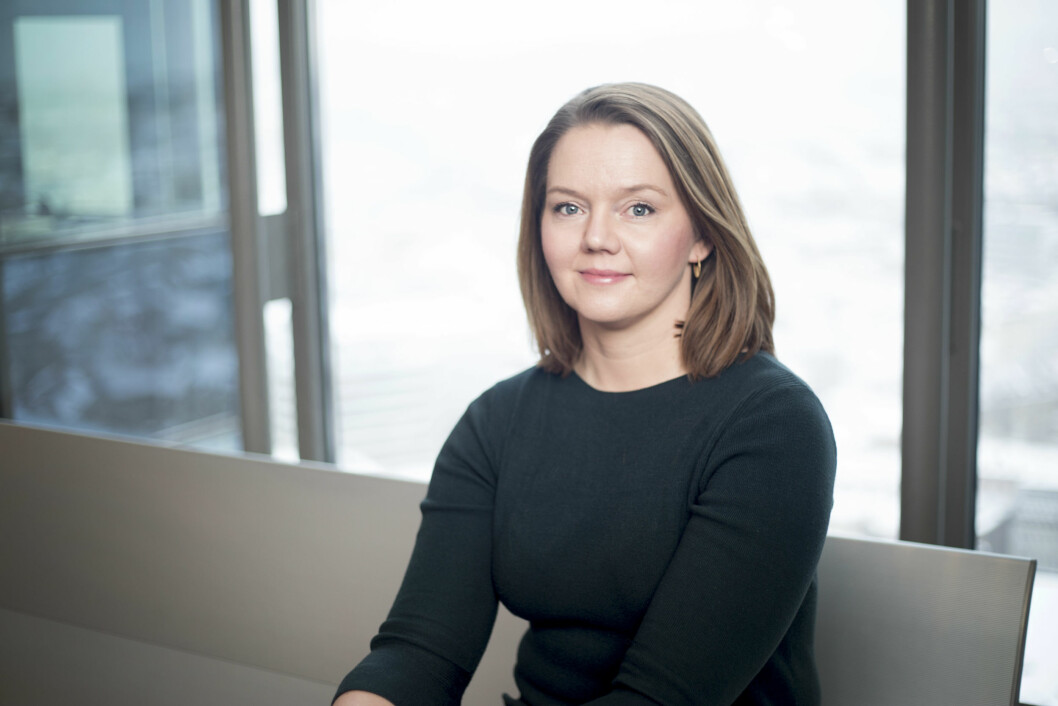 Lillian Røstad blir ny leder for Sopra Steria Business Consulting (foto: Privat).