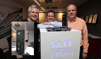 Lanserer ny solenoid-lås i dag
