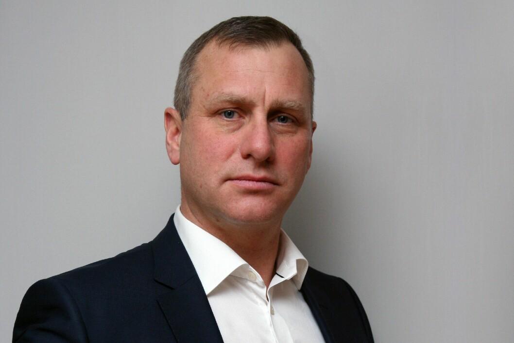 Anders Brunland (48) er ansatt som IT-direktør i GK Gruppen (foto: Privat).
