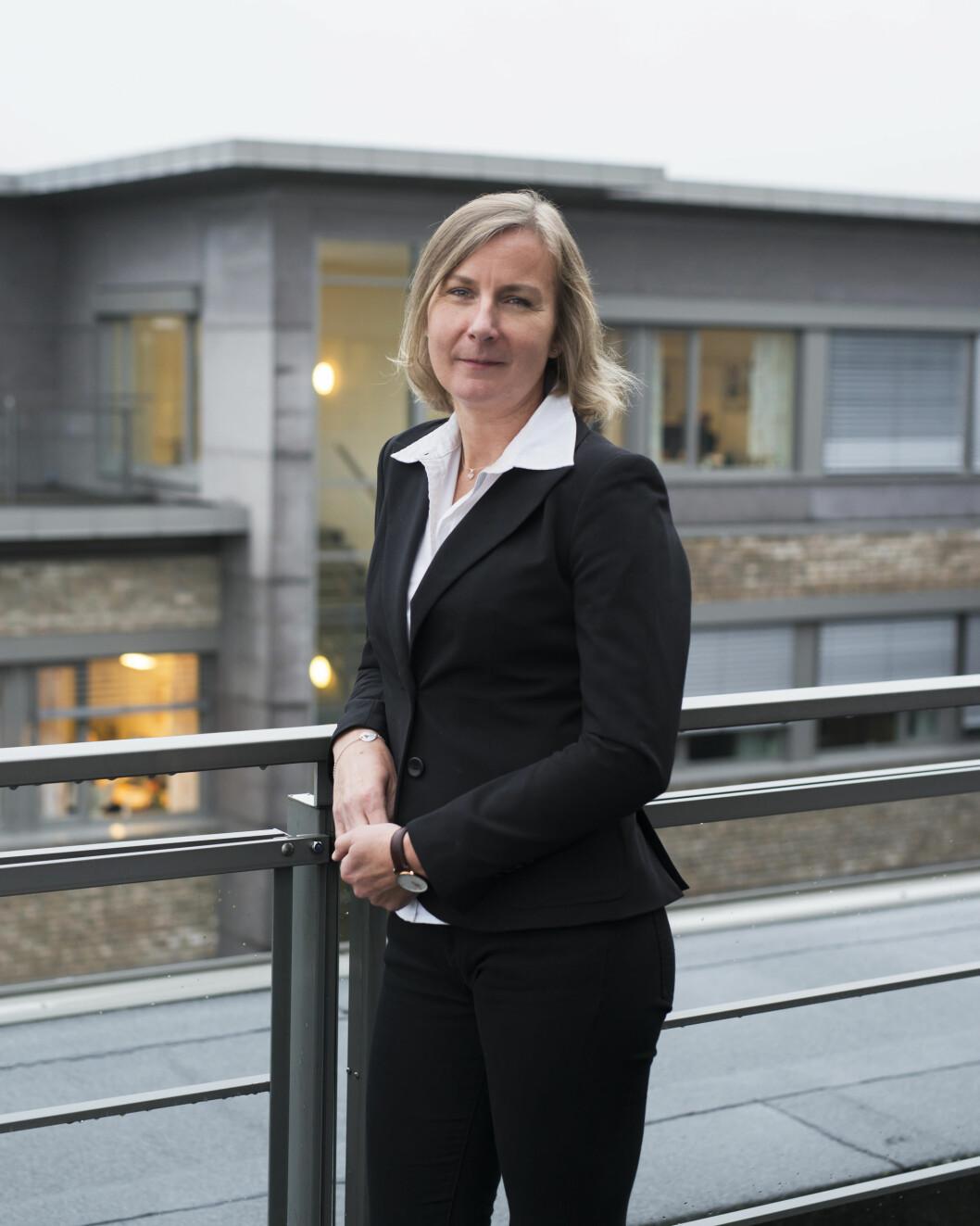 Elisabeth Sørbøe Aarsæther er utnevnt som direktør for Direktoratet for samfunnssikkerhet og beredskap (DSB). (foto: Nasjonal kommunikasjonsmyndighet, Nkom).