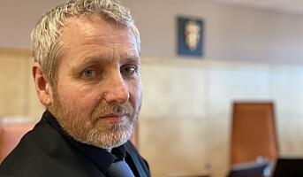 Aktor fornøyd: – Lang fengselsstraff for øko-kriminalitet i vaktselskaper