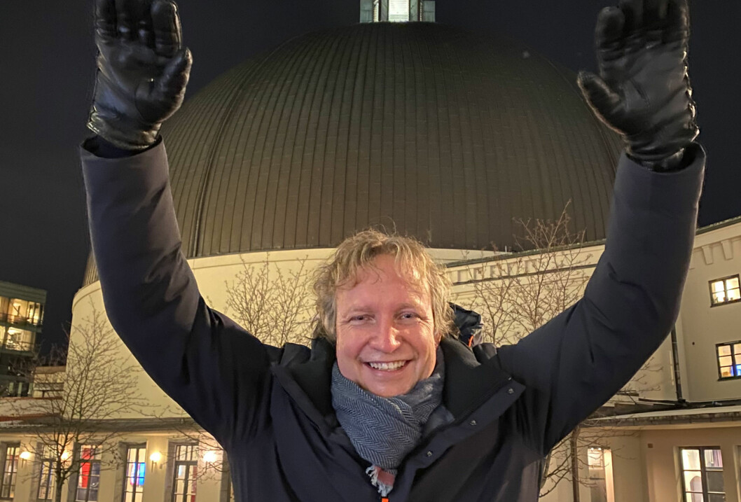 Nestleder Rune Braastad i Norsk Sikkerhetsforening gleder seg over at nytt tidspunkt for den korona-utsatte Sikkerhetskonferansen nå er spikret .