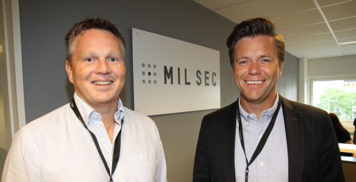 Mil Sec-boet solgt – sikrer videre drift