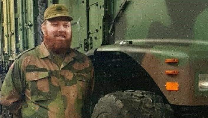 HV-soldat beklager til permitterte vektere