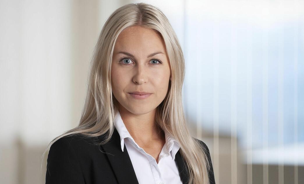 Advokatfullmektig Malin Johanna Källström omtaler konkursen i Me-Ga Vakthold AS (Metro Garda) som så fersk at hun foreløpig har begrenset med informasjon. Hun representerer bostyreren, som er advokat Erik Sandtrø i Advokatfirma Ro Sommernes.