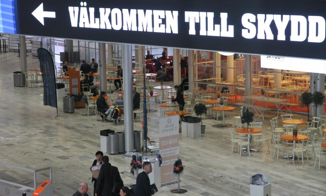 Skydd, som er den største sikkerhetsmessa i Norden, utsettes på grunn av korona-situasjonen.