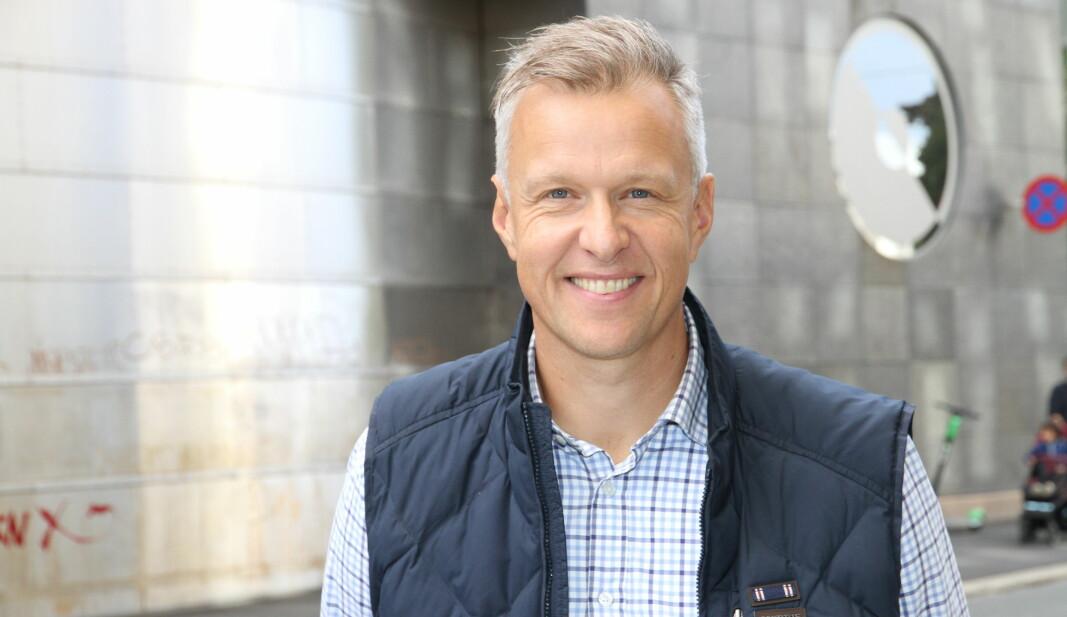 Jon Ola Stokke er ny konsernsjef i Garda Sikring.