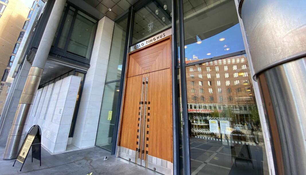 En vekter er frifunnet for grov kroppsskade i Oslo tingrett.