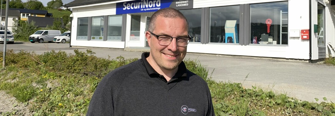Prosero kjøper Securinord