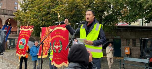 Løsning for Parat-medlemmene: Norsk Arbeidsmandsforbund fortsetter streiken
