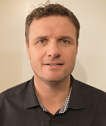 Stig Falk rykker opp som driftsdirektør i Låssenteret.