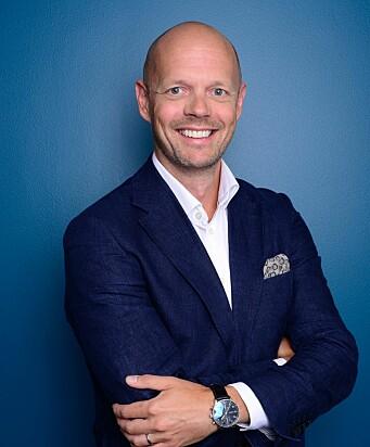Administrerende direktør Fredrik Sidhagen i RCO Security AB ser synergier rundt utvikling, produksjon og ekspansjon. – Vi ser frem til å bidra i utviklingen av Easy Access, sier han.