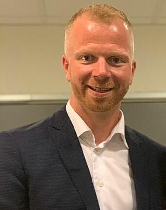 Kristian Stensåsen i Stanley Security er stolt over den fornyede tilliten politiet har gitt dem når det gjelder service og vedlikehold av adgangskontroll.
