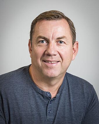 Erik Wikeby er salgssjef for elektroniske sikkerhetsløsninger og ser frem til at Arx-kompetansen skal sikres gjennom et nytt fagteam.
