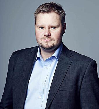 Regiondirektør John Erik Strømstad i Securitas sier at den nye appen skal gi kundene bedre rom for selv å kunne konsentrere seg om egen kjernevirksomhet.