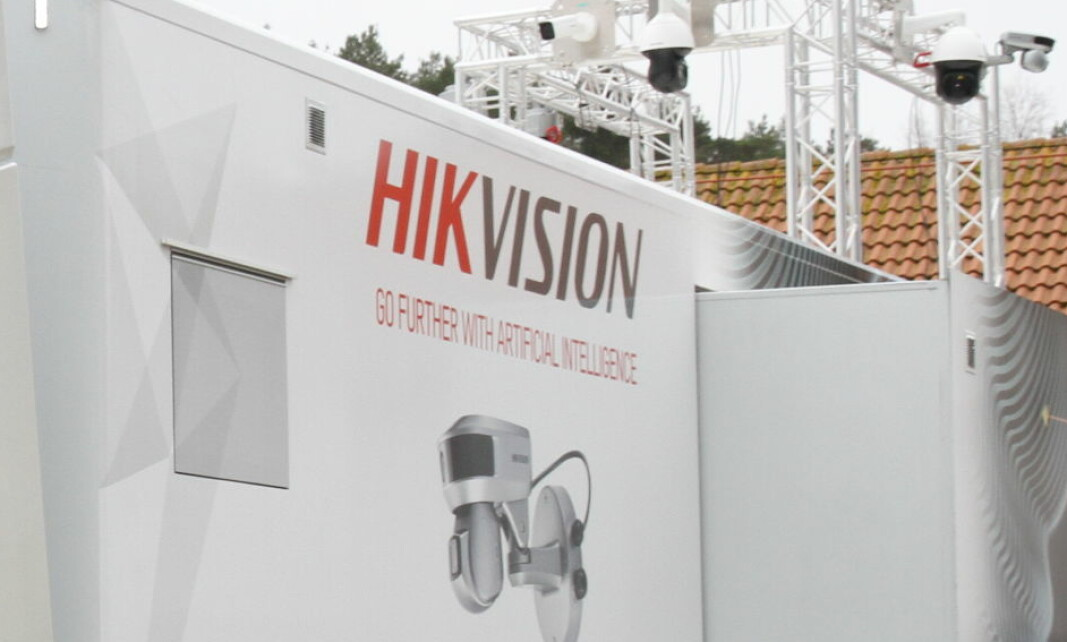 Hikvision mister en betydelig kunde i Norge, Sverige og Finland når Avarn Security avslutter kundeforholdet. General manager Nathan Zheng i Hikvision Nordic tilbakeviser at Avarn Security har grunn til å bekymre seg.
