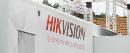 Frykter brudd på menneskerettighetene:Avarn Security kutter ut kinesiske Hikvision