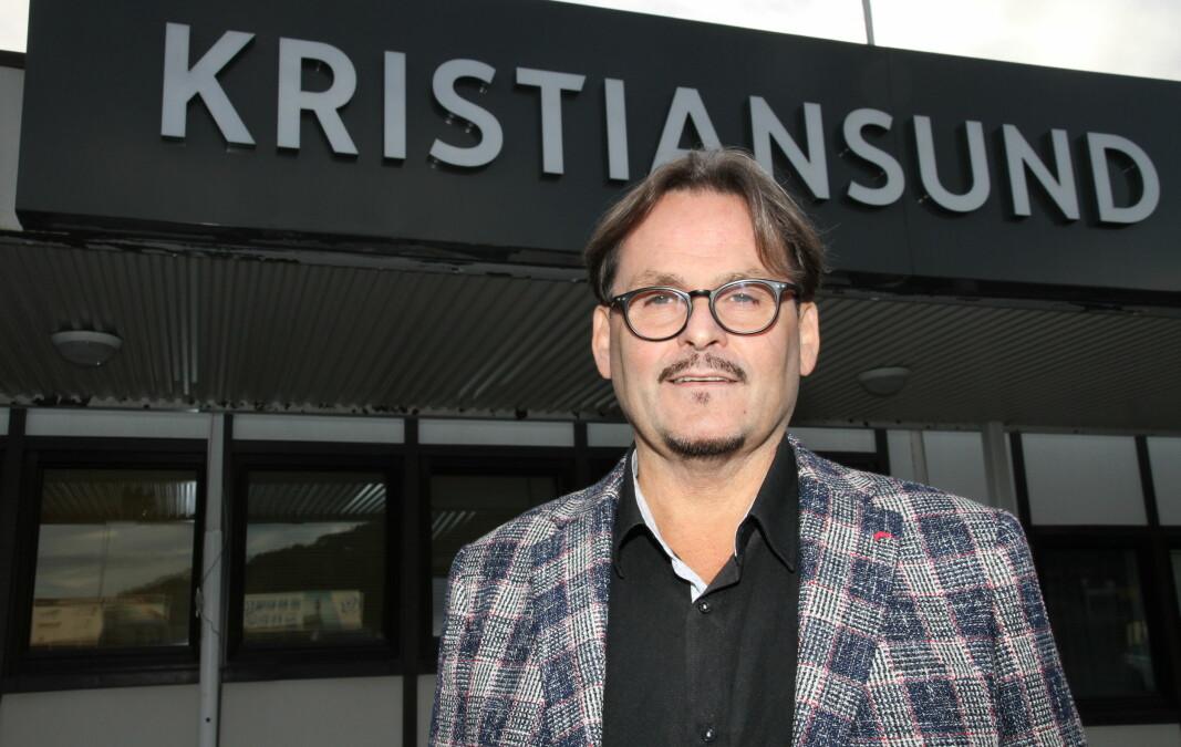 Robert O. Glærum som nå selger Security Norway til Avarn Security, vil fortsette i sistnevnte selskap. Det gjelder også hans nærmere 50 ansatte.