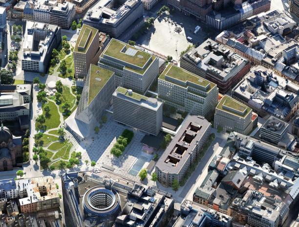 ABB leverer sikkerhet til nytt regjeringskvartal:– Hemmelige om samarbeidspartnere