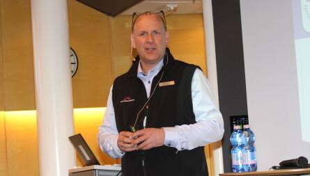 Øyvind Halnes leder Nosif videre