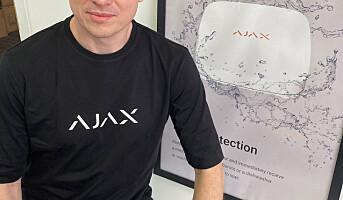 Hygild er ny salgsdirektør i Ajax