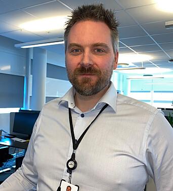 Lars Eirik Berg har med seg arbeidserfaring fra blant andre DNB og Forsvaret inn i HRP. Der er han nå fagdirektør innen fysisk sikkerhet og analyse.