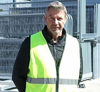 Yngve Sogn tar med seg 30-års bransjeerfaring når han begynner i Garda Sikring.