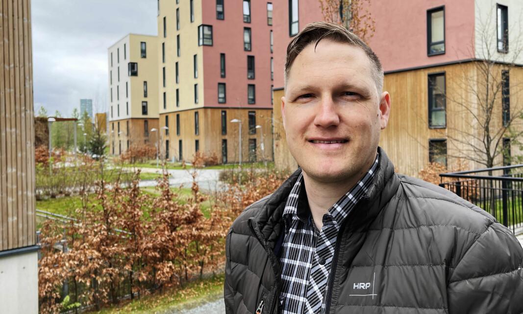 FG-ansvarlig sikringsrådgiver Geir Helge Ramstad i HRP er stolt over de to godkjenningene selskapet har sikret seg i år, deriblant FG-godkjenning.