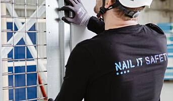 Nye sikkerhetskvalifiserte vegger:Økt trygghet – enklere jobb
