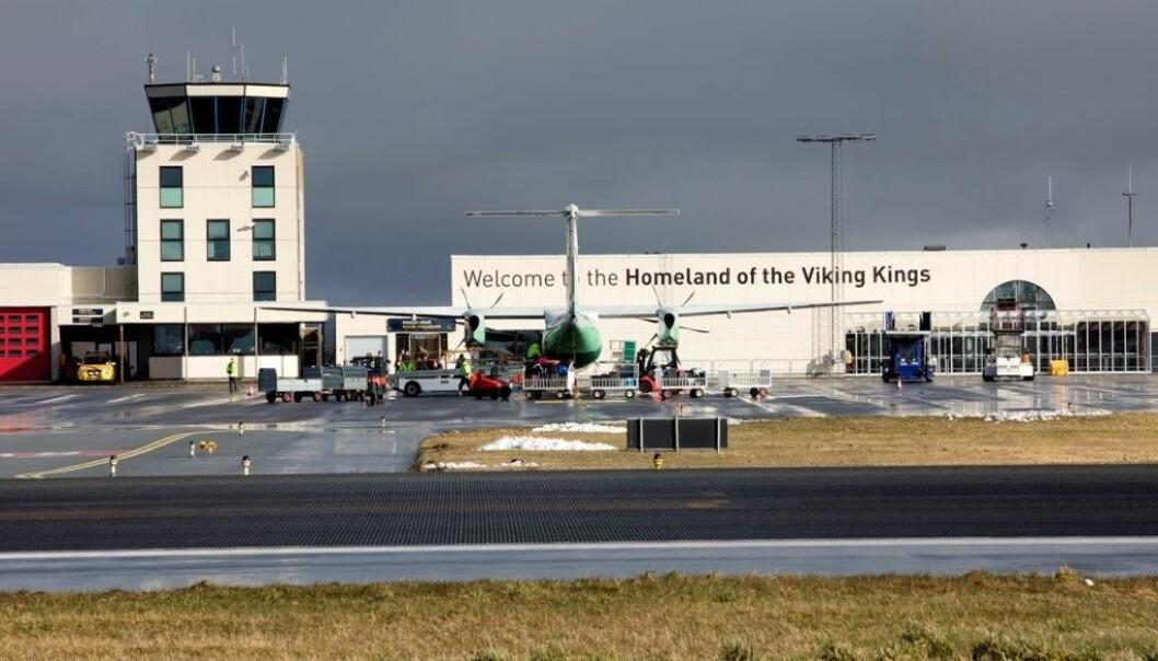 Widerøe Ground Handling vil til høsten overta sikkerhetskontrollen ved Haugesund Lufthavn Karmøy.