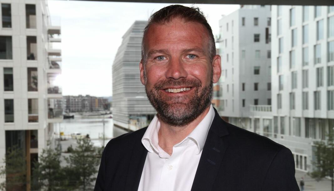 Carl-Axel Hagen har i løpet av et år etablert en avdeling for sikkerhet som legges merke til. Nylig vant HRP en betydelig rådgivningskontrakt med Forsvarsbygg.