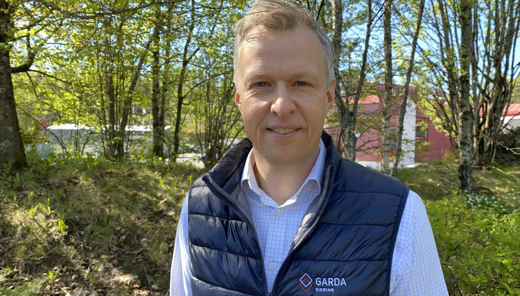 Garda Sikring-sjefen Jon Ola Stokke er stolt over at Statnett har fornyet tilliten og gitt dem en betydelig rammeavtale for de kommende år.