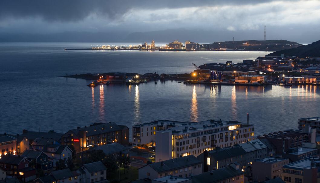 Securitas skal sikre landanleggene til Equinor, blant annet det som ligger i Hammerfest.