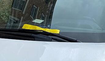 Fikk bot – mistet besinnelsen: Slo parkeringsvakt til blods