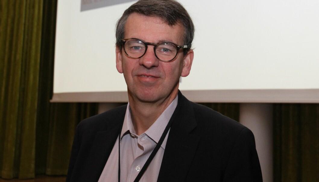 Martin Gill gleder seg over at Ospa prisen kan deles ut i høst. Fjorårets Ospa ble ikke noe av på grunn av Covid-19.
