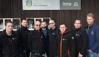 Prosero kjøper Nordland Lås & Sikkerhet
