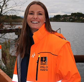 – Når vi ser hvordan HRP har løst oppgaven så langt, er vi trygge på at vi valgte riktig, sikkerhets- og beredskapsrådgiver Katrine Brede Didriksen i Oslo Havn.