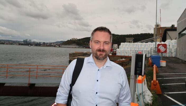– Det var det helt naturlig for oss å søke bistand fra vår fagansvarlige innen drone/ROV (Luft og undervannsdroner) da vi skulle lage anbudsgrunnlaget for Oslo Havn, sier Lars Eirik Berg i HRP.