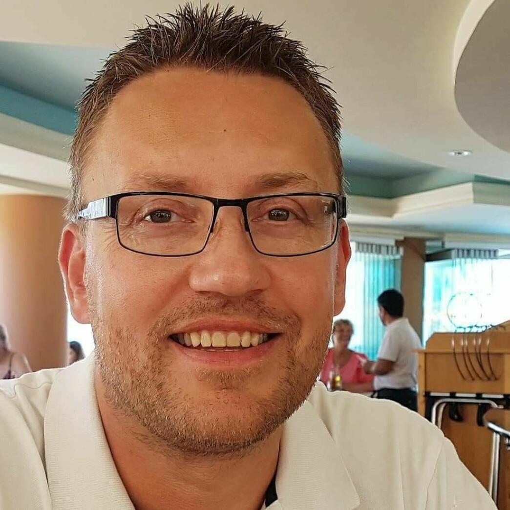 Stig Ørnulf Kartfjord er Steplock Norway sin representant i Nord-Norge. De åpner regionskontor i Tromsø i dag.
